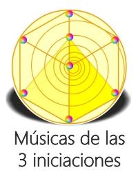 musicas de las tres iniciaciones